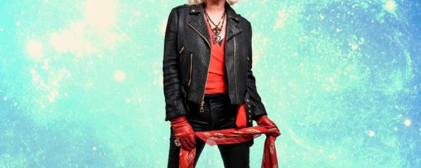 Kim Wilde on tour with the new album 'Here Come The Aliens'